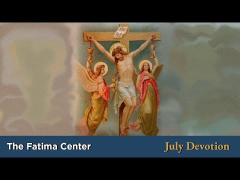 The Monthly Devotions of Holy Mother Church: May His Blood Be Upon Us and Upon Our Children