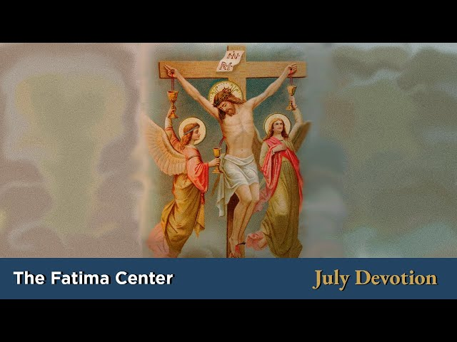 July Devotion: His Blood Be Upon Us & Upon Our Children | Monthly Devotions with Fr. Shannon Collins