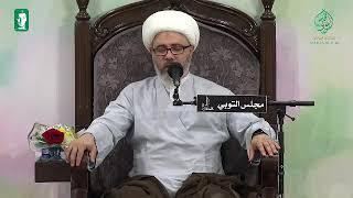 الشيخ مصطفى الموسى - دعاء التوسل بالنبي الأعظم محمد صلى الله عليه وآله وسلم