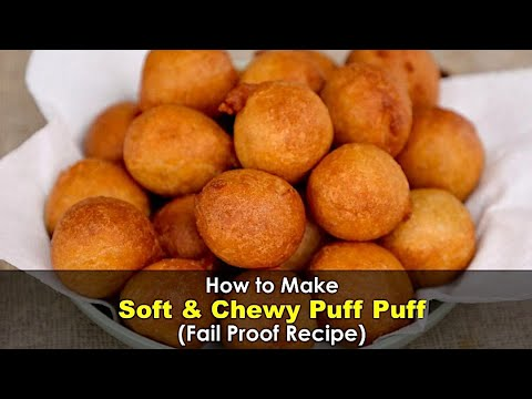 Download How to Make the BEST Nigerian Puff-Puff - VERY EASY & FAIL PROOF METHOD - ZEELICIOUS FOODS