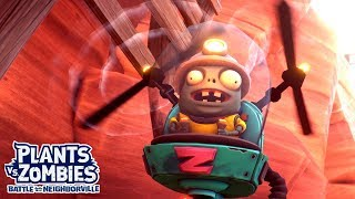 The Genuine Article Mission - Plants vs. Zombies: Battle for Neighborville - Gameplay Part 36