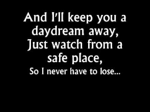 All Time Low : Daydream Away lyrics - LyricsReg.com