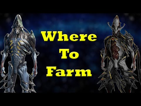 Warframe | Where To Farm Nekros & Nekros Prime | Warframe Hunters