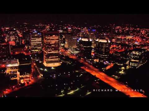Richmond Virginia at Night