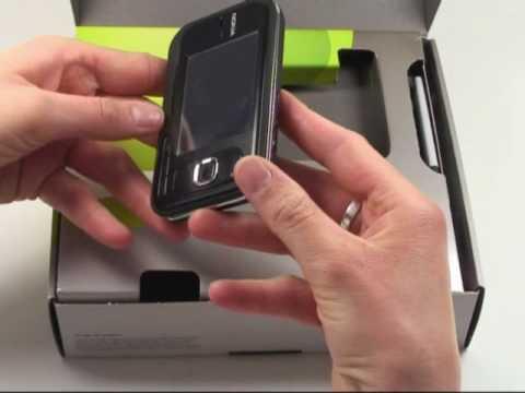 Nokia 6760 slide Test Erster Eindruck
