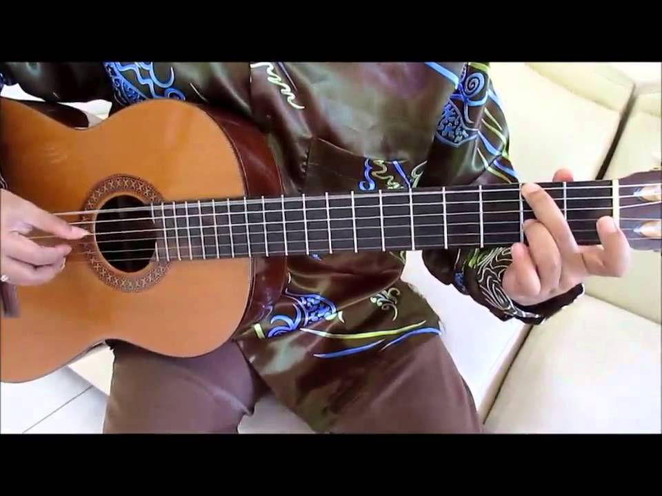 how to play home by michael buble on guitar