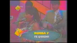 VIDEO: TE QUIERO (Jhoanna Pinto junto a Rumba 7)