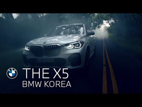 [BMW]THE ALL-NEW BMW X5. 30s