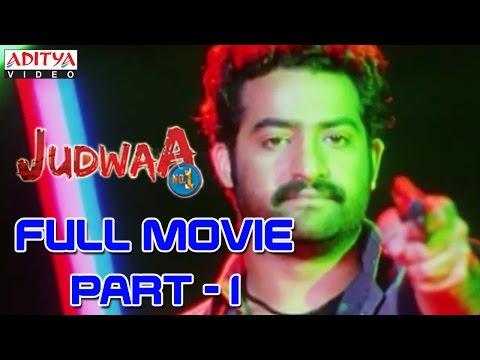 Judwa No1 Hindi Movie Part 1/ /11 Jr.NTR, Nayanatara, Sheela