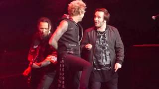 """Bad Company"" Five Finger Death Punch(w/Phil Labonte)@Philadelphia 12/1/16"