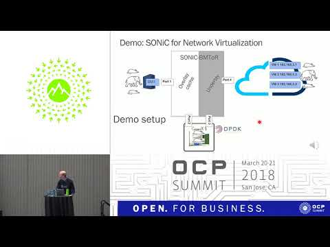 OCPUS18 – SONiC Programmability, Extensibility and Beyond
