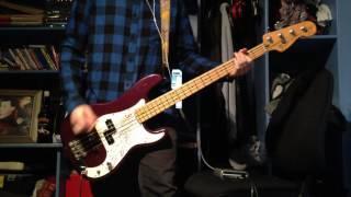 Green Day - Emenius Sleepus Bass Cover
