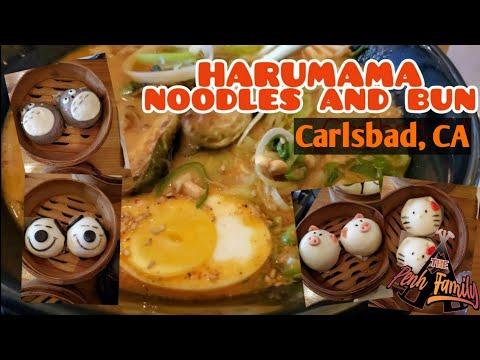 Harumama Noodles And Bun - Carlsbad, CA