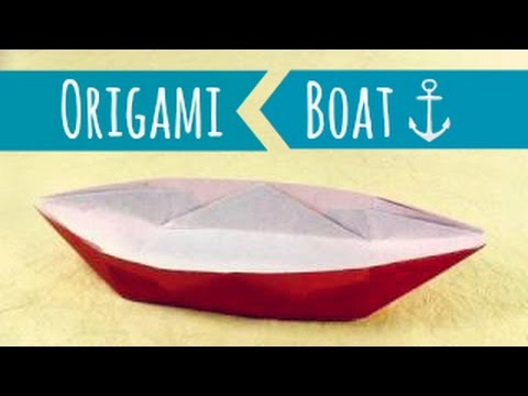 Origami - How to make an easy origami flower (origami instructions) -  YouTube | 360x480