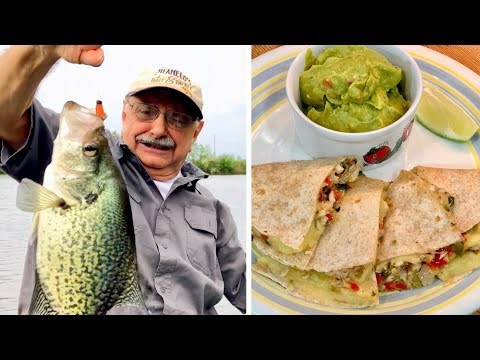 Fishing For A Personal Best (and Making Quesadillas, You'll Be Impressed)