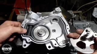 SWS - Модернизация гидромеханического актуатора сцепления Toyota Auris NDE150 6-Speed MTM