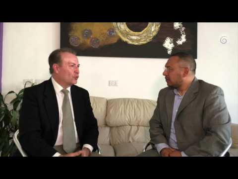 Entrevista con Gilberto Lozano
