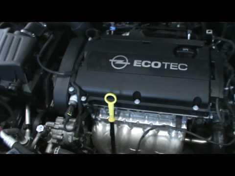 Экспресс обзор Opel Insignia 2009 ч.2