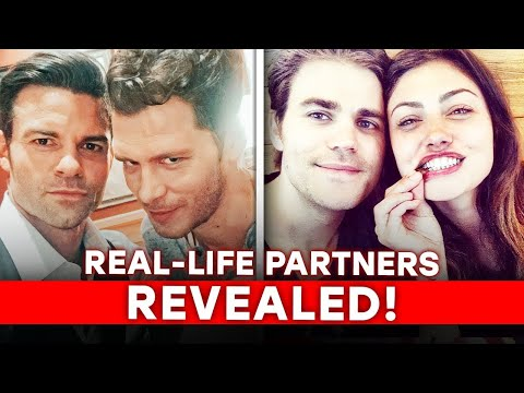 The Originals: Real-life Couples Revealed  ⭐ OSSA