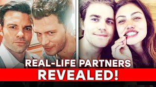 The Originals: Real-life Couples Revealed | ⭐ OSSA