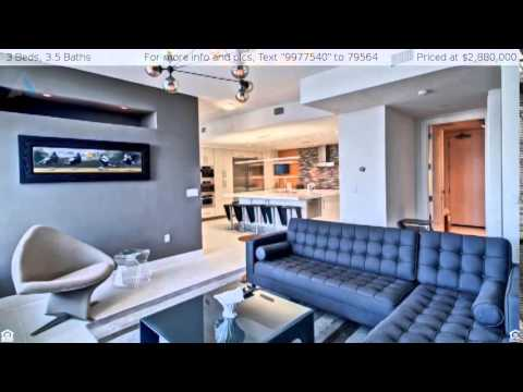 3 bedroom luxury penthouse for sale in Tempe, AZ