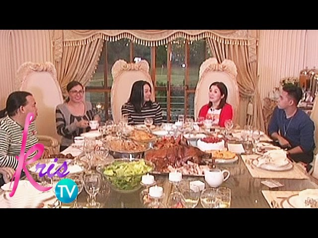 Kris TV: Kris, Marlo, Joel and K talk about physical attraction