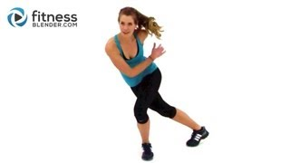 Express Calorie Blaster - 10 Minute Toning & Cardio Workout to Lose Fat Fast