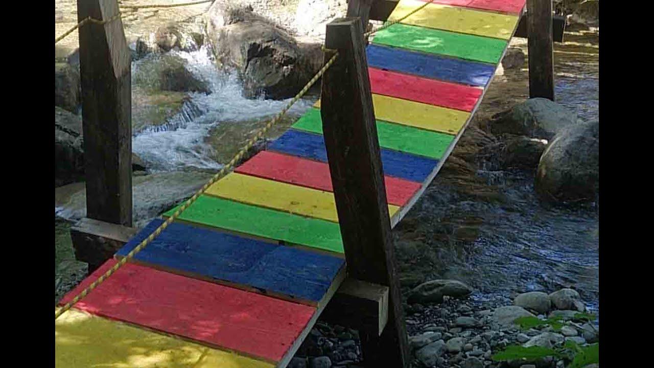 Building A Suspension Bridge