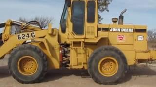 John Deere 624G Wheel Loader on BigIron Auctions