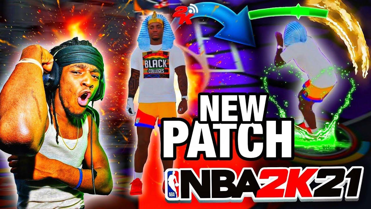 THIS NEW PATCH JUST  MADE NBA 2K21 FUN AGAIN! FIRST GAME AFTER NEW PATCH