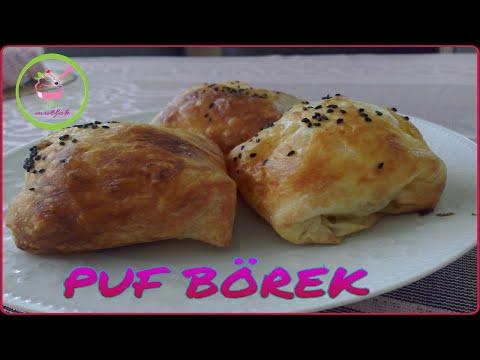 Puf Börek/Hazır Yufkadan pratik ve nefis