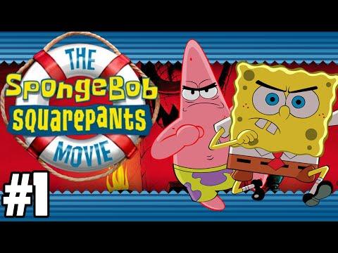 The Spongebob Squarepants Movie: Jak & Lev - Part 1