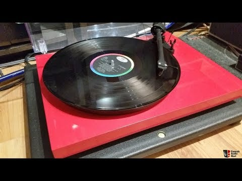 Project debut 3 (debut III) turntable review / impresion