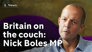 Psychoanalyst puts Brexit Britain on the couch. Part 2: Former Conservative minister Nick Boles