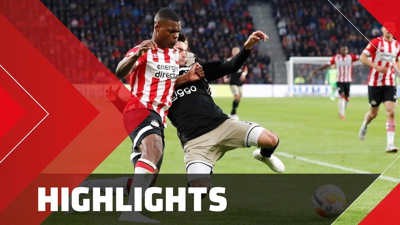 Highlights Psv Ajax Youtube
