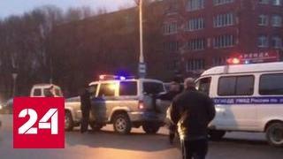 Подозреваемые в убийстве и нападении на полицейских в Астрахани уничтожены