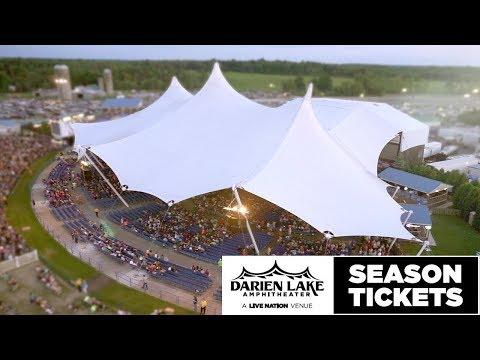 Live Nation Darien Lake VIP Experience - Peter Zalenski