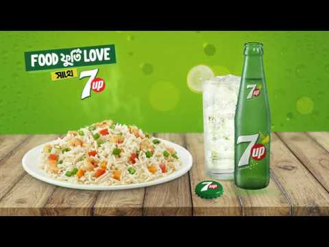 Food Furti Love Sathe 7up Motion Graphics | Created By: Msu Rubel