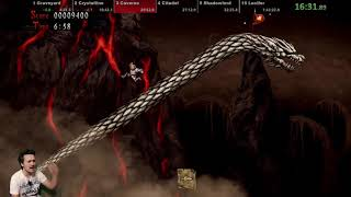 [Speedrun] Ghosts 'n Goblins Resurrection Good Ending in 1:38:32 (Squire)