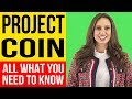 PROJECT COIN - What Is Project Coin - Project Coin ICO Review