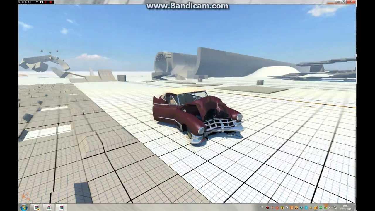 Скачать симулятор разрушения машин