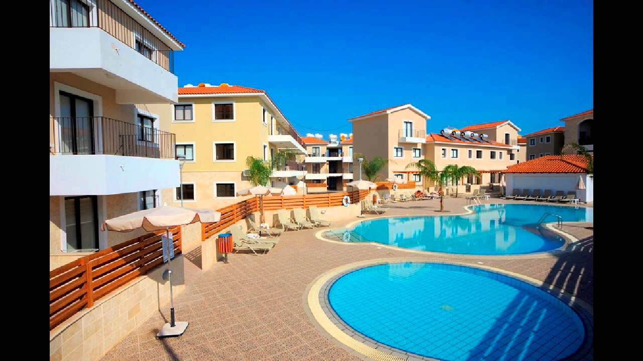 APARTMENTS FOR SALE IN PROTARAS - CYPRUS - YouTube