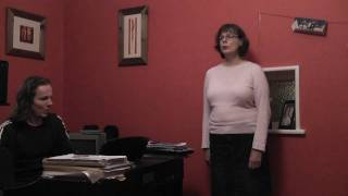 Soprano Singing Lesson