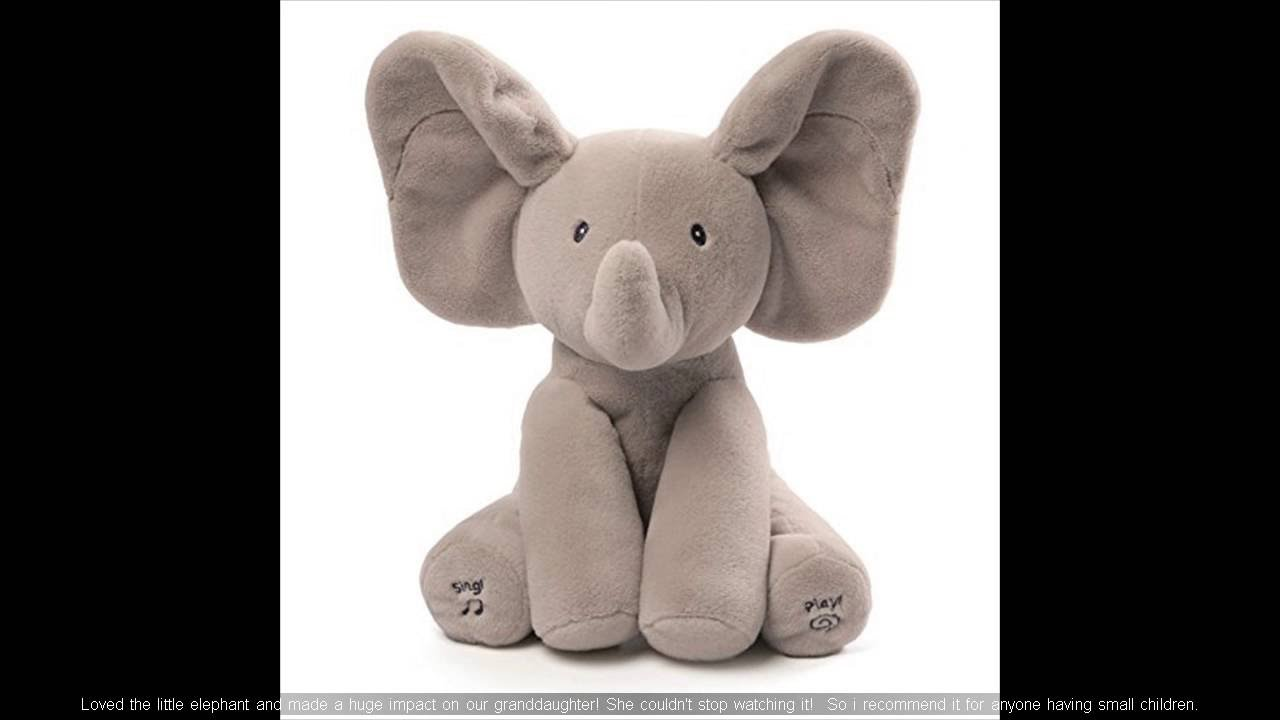 Gund Baby Animated Flappy Elephant Plush Toy Review The Baby