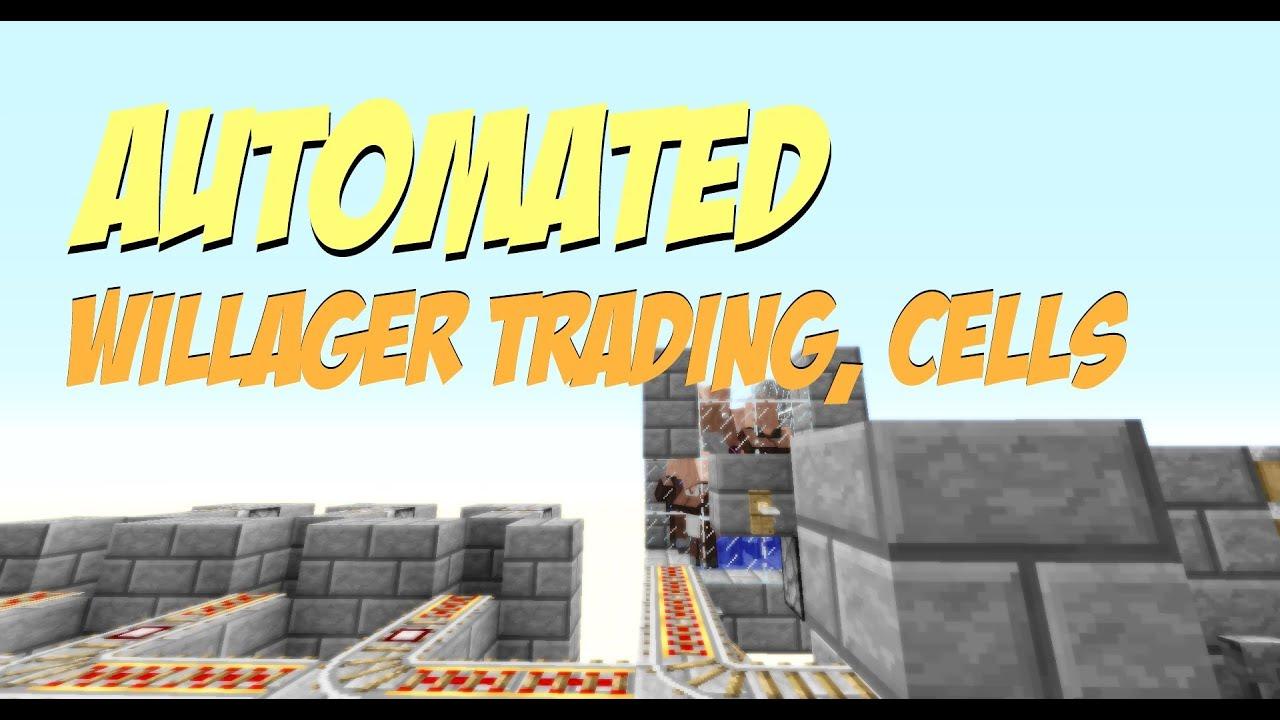 Minecraft new trading system