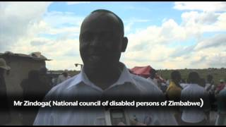 Housing scheme for the disabled-Harare