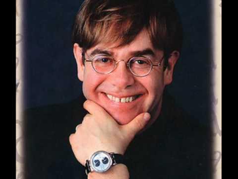 Elton John sings Gershwin - But Not for Me (1994)