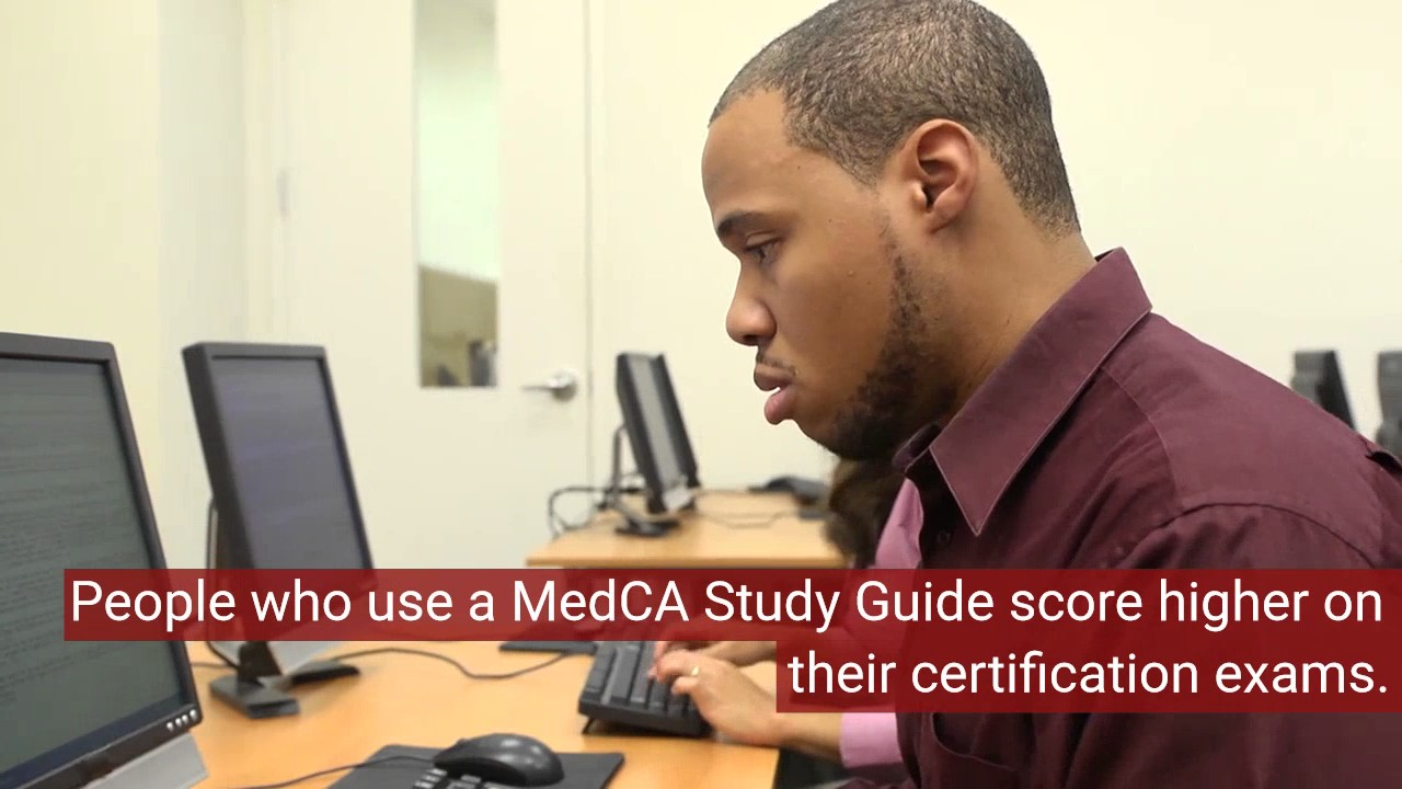 Score Better Use A Medca Study Guide Youtube