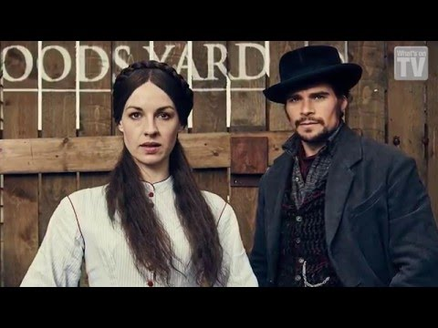 Jericho's Jessica Raine & Hans Matheson: 'Love is a compulsion for Annie and Johnny'