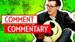Look in Candy's Crystal Ball on Comment Commentary!